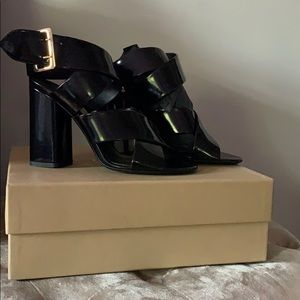 Burberry high heel